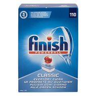 Finish Auto Dishwasher Tabs Classic 110 Pack